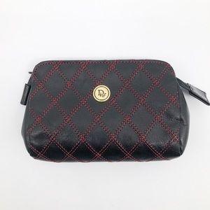 Dior Accessories - Christian Dior 3 Peice Card/Key Holder & Pouch Set